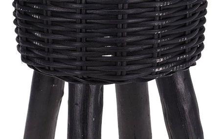 Koopman Taburet Cooboo, černá