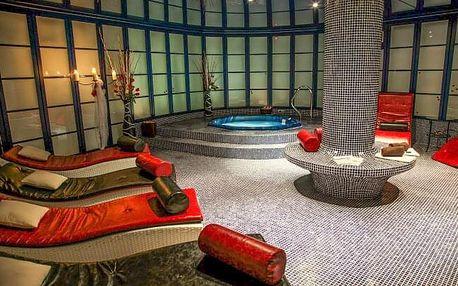 Pobyt plný relaxace: Hotel Morris Česká Lípa **** s polopenzí, privátním wellness a odpočinkovými procedurami