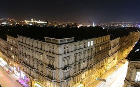 Relaxační pobyt v Hotelu Sonata v Praze