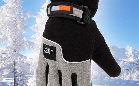 Zimní rukavice - dodání do 2 dnů