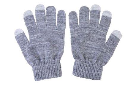Zimní rukavice na dotykový displej - dodání do 2 dnů