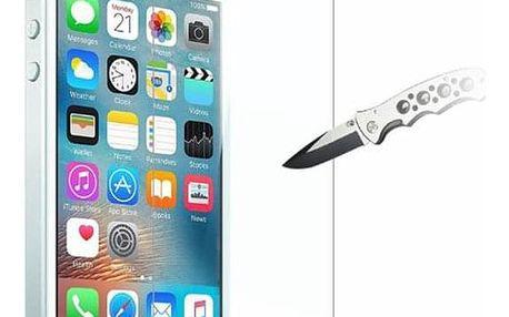 Tvrzené ochranné sklo displeje pro iPhone 5/ 5S/ 5c/ SE - dodání do 2 dnů