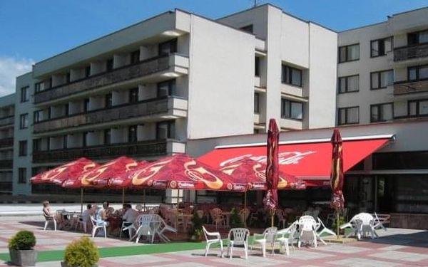 Hotel Harmonie, Střední Morava, vlastní doprava, snídaně v ceně2