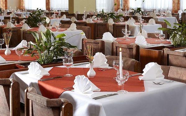 Hotel Harmonie, Střední Morava, vlastní doprava, snídaně v ceně5