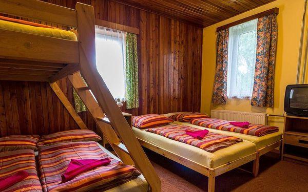 Podzimní pobyt na 3 dny/2 noci pro 2 osoby + 2 děti do 15 let zdarma4