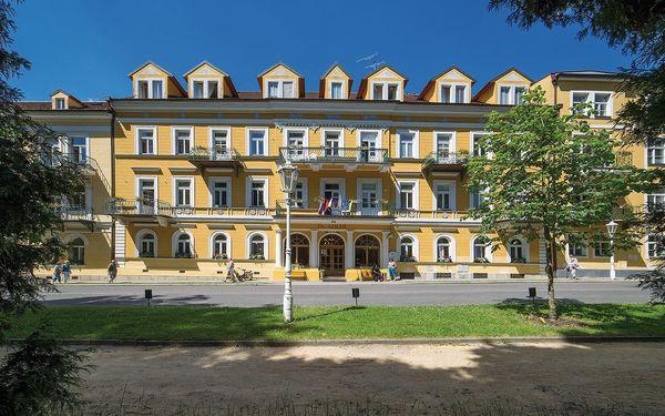 Lázeňský hotel Dr. Adler, Západní Čechy, vlastní doprava, snídaně v ceně5