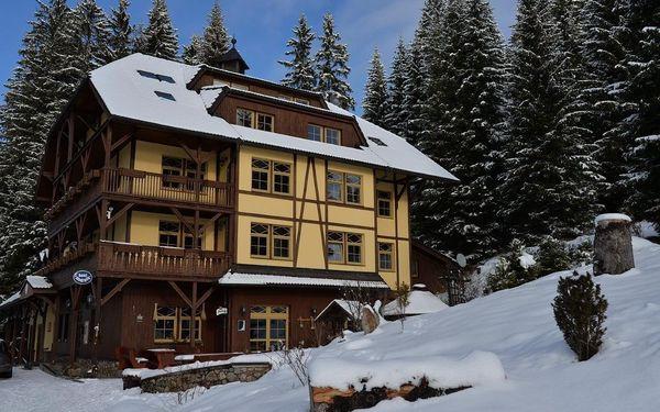 Hotel Modrava, Šumava a Pošumaví, vlastní doprava, snídaně v ceně5