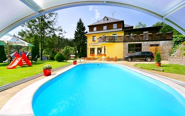 Hotel Luční dům, Krkonoše a Podkrkonoší, vlastní doprava, polopenze5