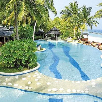 Maledivy letecky na 15 dnů, all inclusive