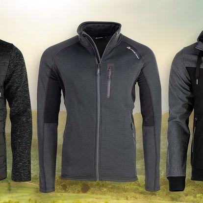 Pánský svetr, mikina či softshellka Alpine Pro