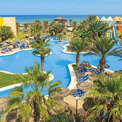 Tunisko - Djerba letecky na 10-15 dnů, all inclusive
