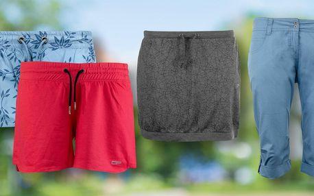 Dámské sukně, kalhoty, šortky i šaty Alpine Pro
