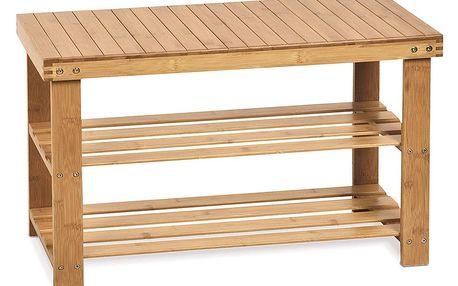 Botník bambusový DR-022