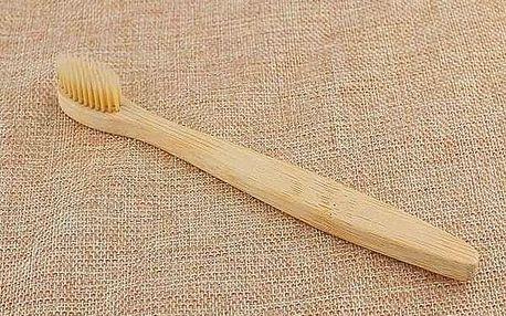 Dřevěný kartáček na zuby LK48 - dodání do 2 dnů