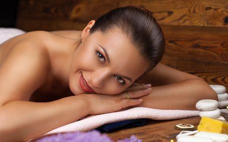 100 minut relaxace: thajská masáž i lázeň a maska