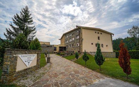 Grand Hotel Spiš ***: Krásy Slovenského ráje s polopenzí