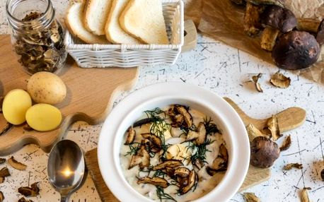 Online kurz vaření – česká kuchyně pod vedením Ondřeje Moliny
