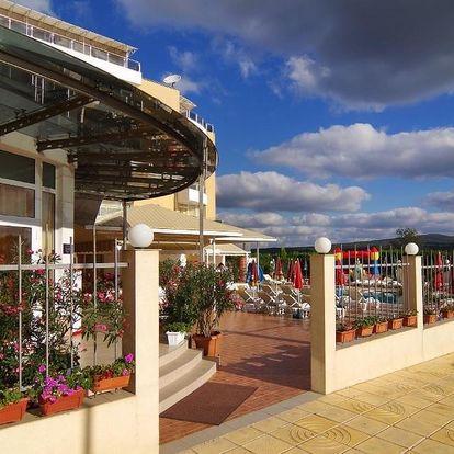 Bulharsko, Primorsko: Hotel Plamena Palace