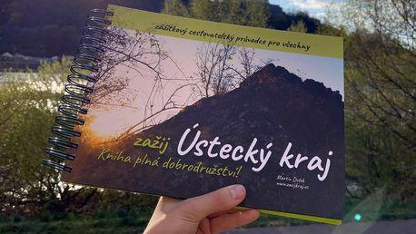 Zažij Česko: knihy plné tipů na výlety a výzev