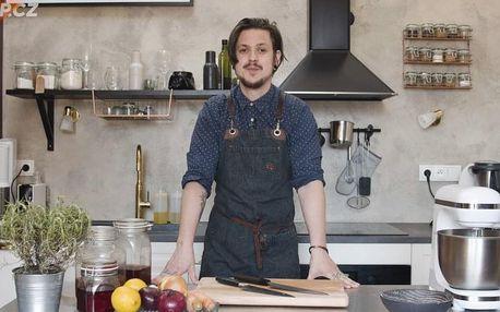 Online kurz vaření se šéfkuchařem - brunch
