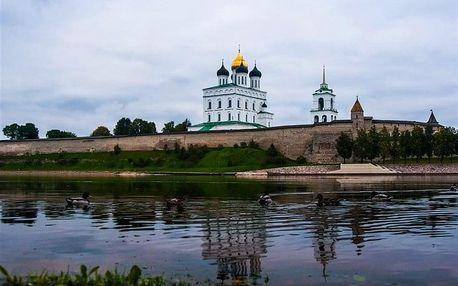 Petrohrad a okolí, Rusko