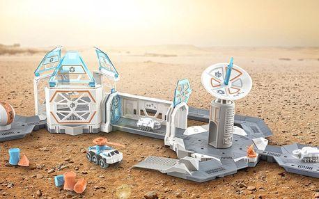 Interaktivní stavebnice s robotickými nanobrouky