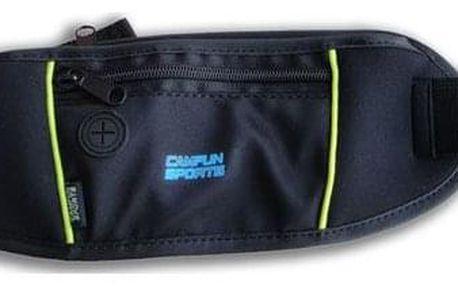 CorbySport 5284 Sportovní ledvinka s kapsičkou pro MP3