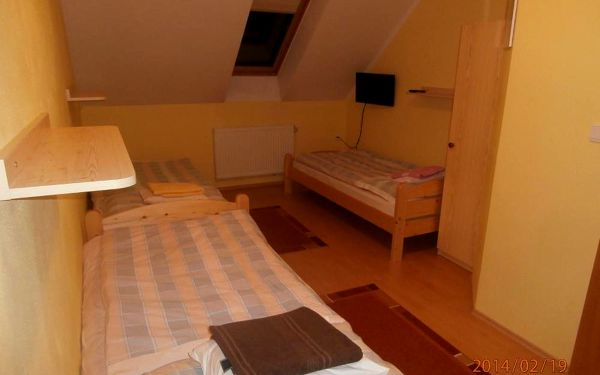 Ubytování v soukromí Olomučany 66