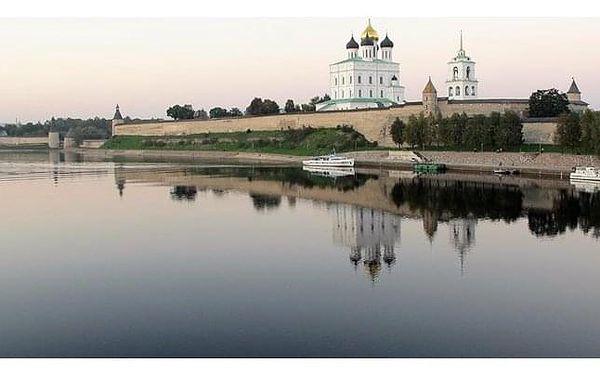 Petrohrad a okolí, Rusko, letecky, bez stravy5