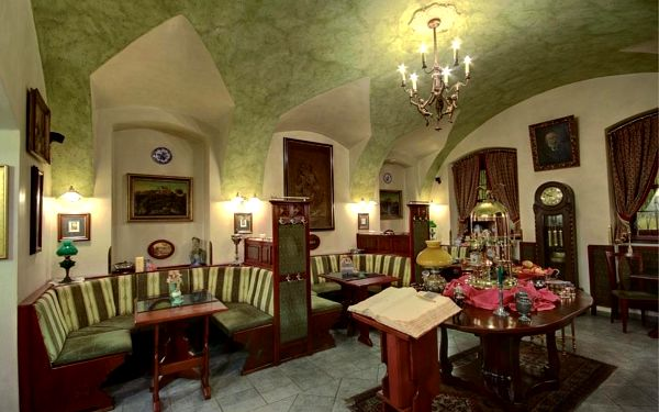 Penzion a restaurace U Míšků