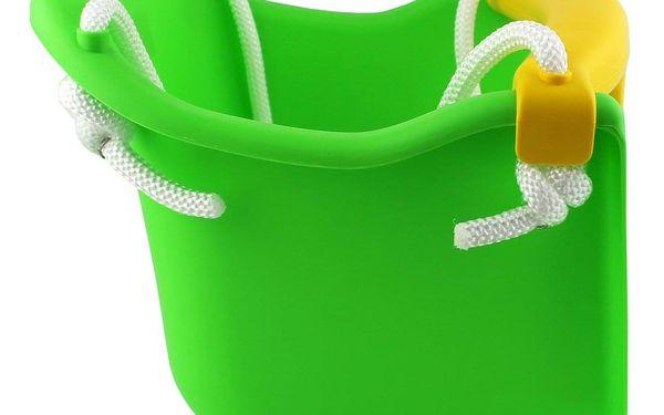 Dětská houpačka CHEVA Baby plast - zelená3