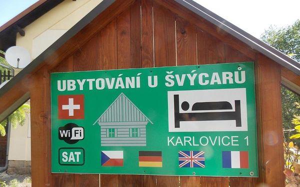 Ubytování U Švýcarů