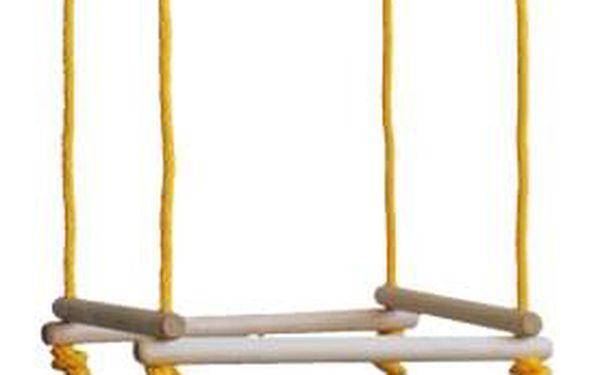 Dětský šplhací žebřík pyramida MASTER