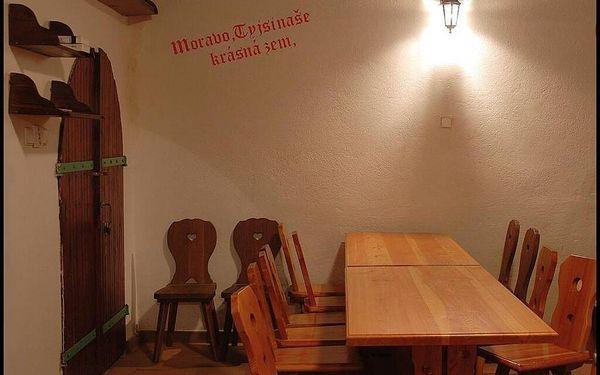 Bořetice, Jihomoravský kraj: Vinný sklep Kraví Hora Bořetice