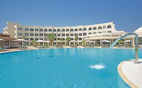 Tunisko - Nabeul letecky na 8-12 dnů, all inclusive