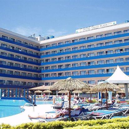 Španělsko - Costa del Maresme letecky na 8-16 dnů, polopenze