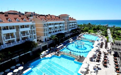 Turecko - Side - Manavgat letecky na 8-16 dnů, all inclusive