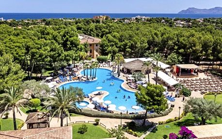 Španělsko - Mallorca letecky na 10-13 dnů, all inclusive