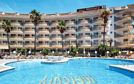 Španělsko - Costa del Maresme letecky na 8 dnů