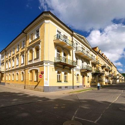 Česká republika, Západní Čechy, vlastní dopravou na 8 dní plná penze