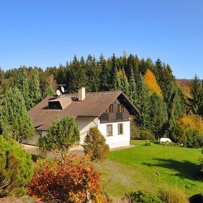 Česká republika, Orlické hory, vlastní dopravou na 8 dní bez stravy