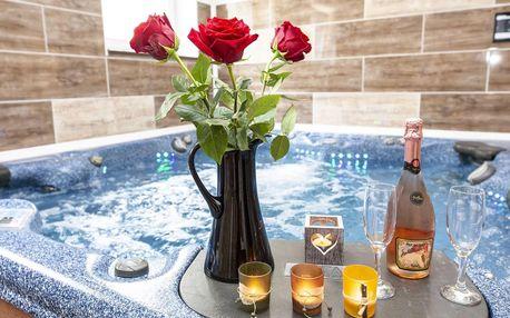Luxusní apartmány v Harrachově pro páry i rodiny
