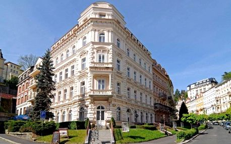 Česká republika, Karlovy Vary, vlastní dopravou na 8 dní polopenze