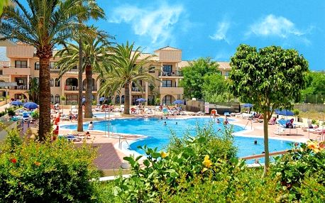 Španělsko - Costa del Sol letecky na 9-16 dnů, all inclusive