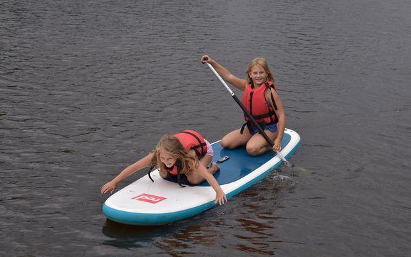 Dvě hodiny na paddleboardu pro jednoho2