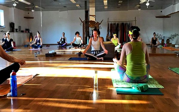 Pfeferonka yoga centrum