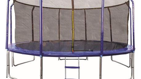 Marimex 457 cm + ochranná síť + žebřík
