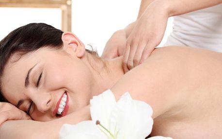 Klasická, havajská či speciální masáž proti migréně
