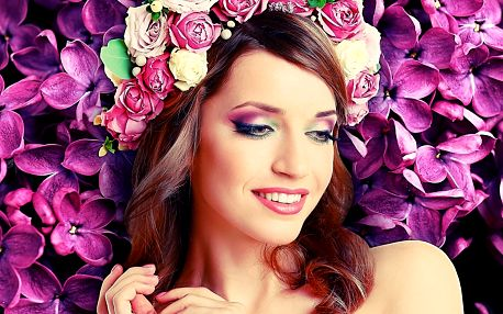 Kosmetická péče s kys. hyaluronovou i fotoomlazením