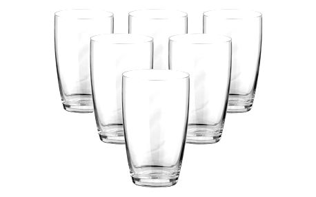 Tescoma skleniceCREMA 500 ml, 6 ks 306255